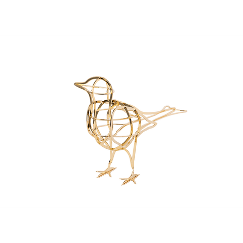 IBRIDE Decorative Birds A l'Aube 11cm