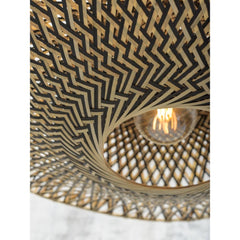 GOOD&MOJO Ceiling Light Bali Bamboo