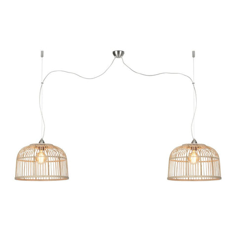 GOOD&MOJO Suspension Light Borneo Double Shades