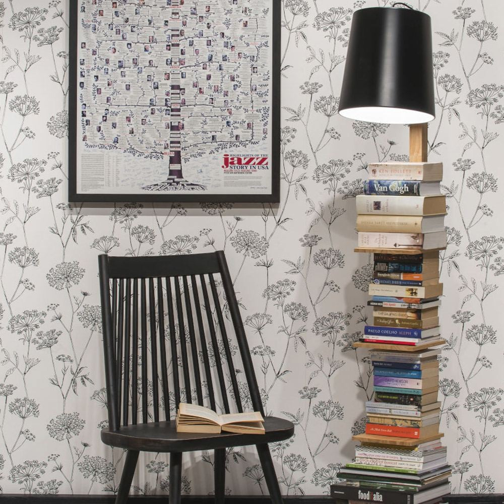 IT'S ABOUT ROMI Floor lamp Cambridge Black