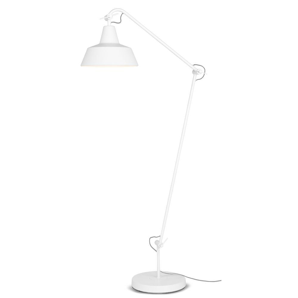 IT'S ABOUT ROMI Floor Lamp Chicago White
