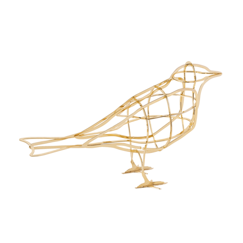 IBRIDE Decorative Birds De l'Aube 11cm