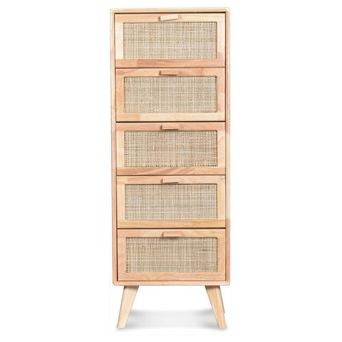 OPJET PARIS Chest of Drawers Emile 5 Drawers 108cm