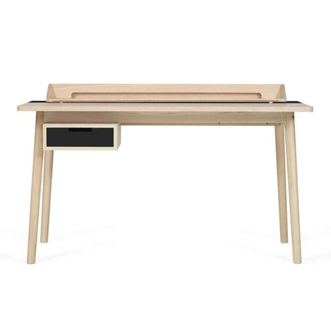 HARTO Desk Honoré Oak Slate Grey