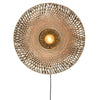 GOOD&MOJO Wall Lamp Kalimantan 60cm