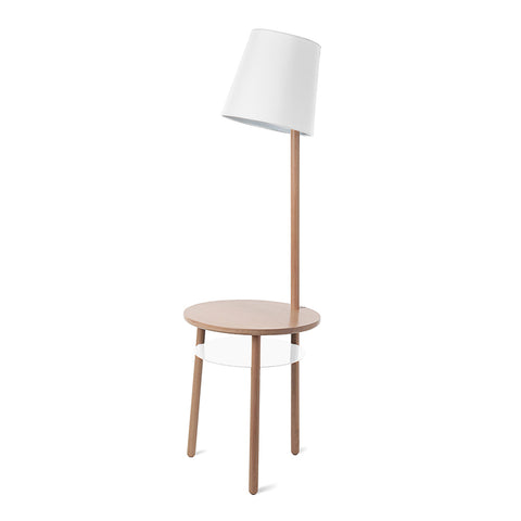 HARTO Lamp Table Josette White