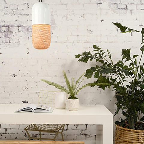 GOOD&MOJO Suspension Light Mekong 20x50cm