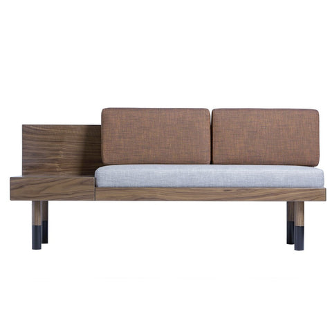 KANN DESIGN Loveseat Sofa Mid