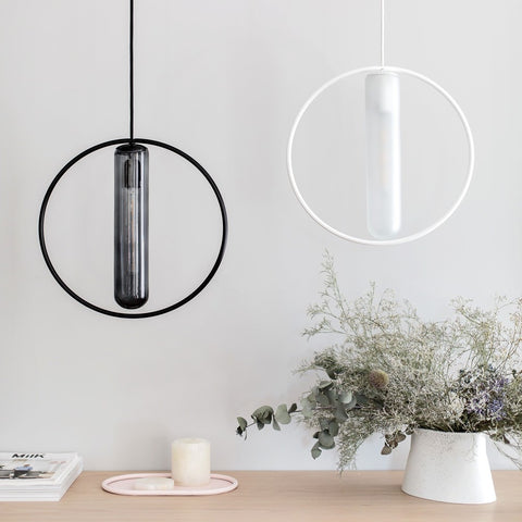 HARTO Suspension Light Astree Black