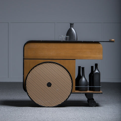KANN DESIGN Bar Cart Trink