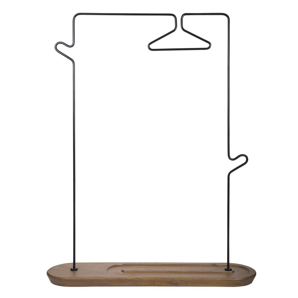 KANN DESIGN Clothes Rack Pend Black