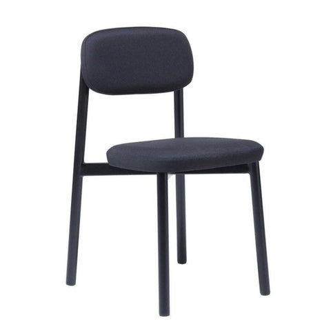 KANN DESIGN Chair Residence Velvet Black