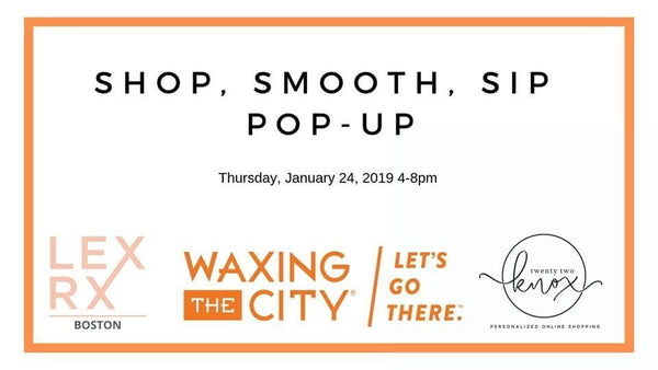 2019 Refresh Pop Up Event