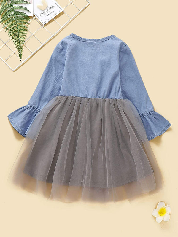 Denim Dream Set - Toddler Girls