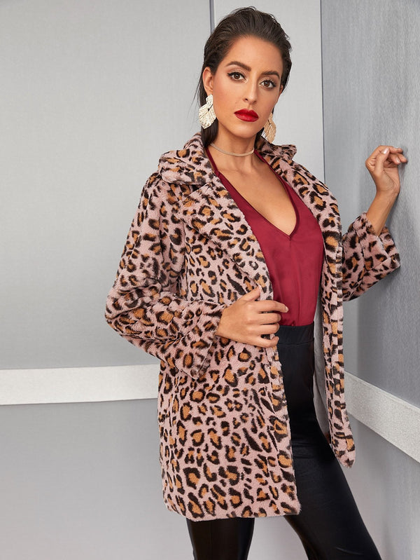 Walk on The Wild Side Faux Fur