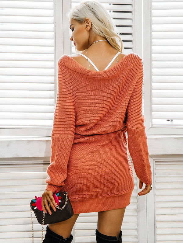 Tempt Me Sweater Dress