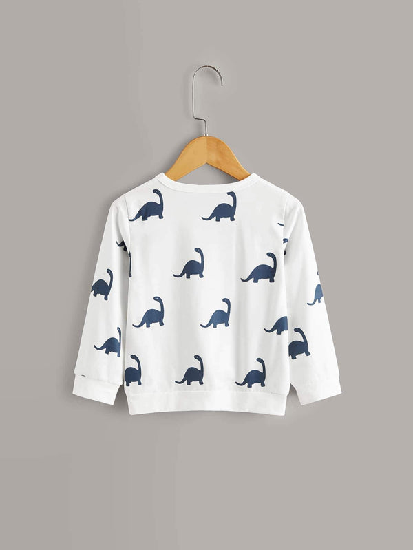 Dino-Mite Sweatshirt - Toddler Boys