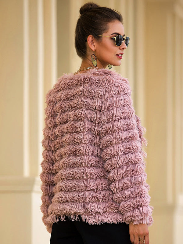 Box Office Hit Fur Coat