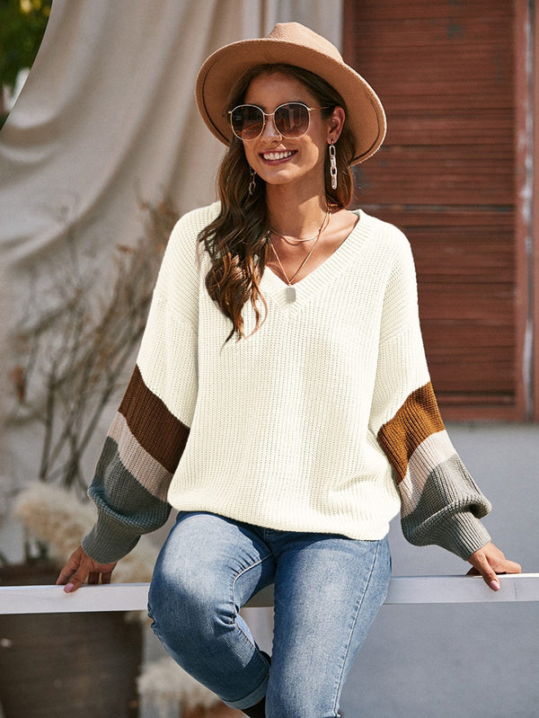 Fireside Drop Shoulder Sweater