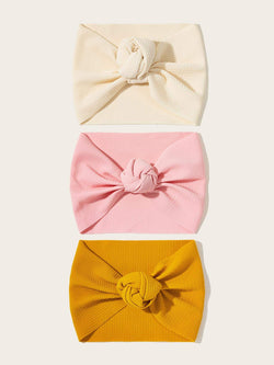 Baby Knox Knots - Baby Wide Knot Headbands