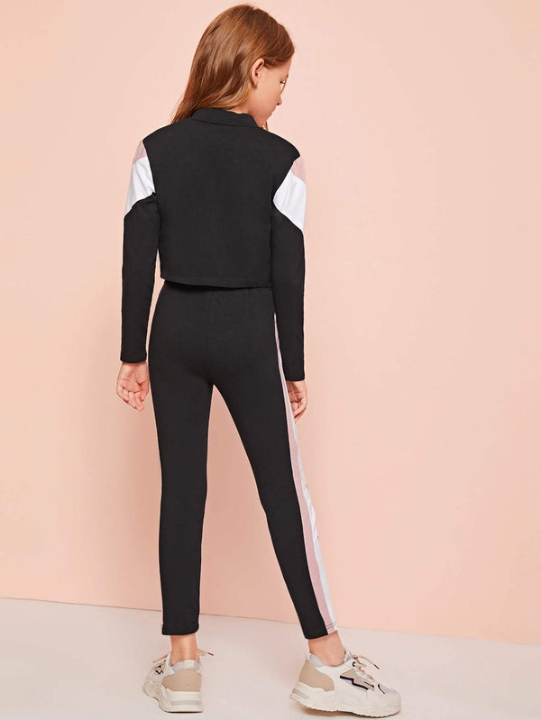 Get Active Jumpsuit - Girls 6-12yr