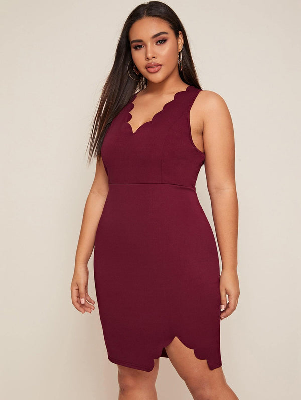 In The Highlands Dress - Curvy