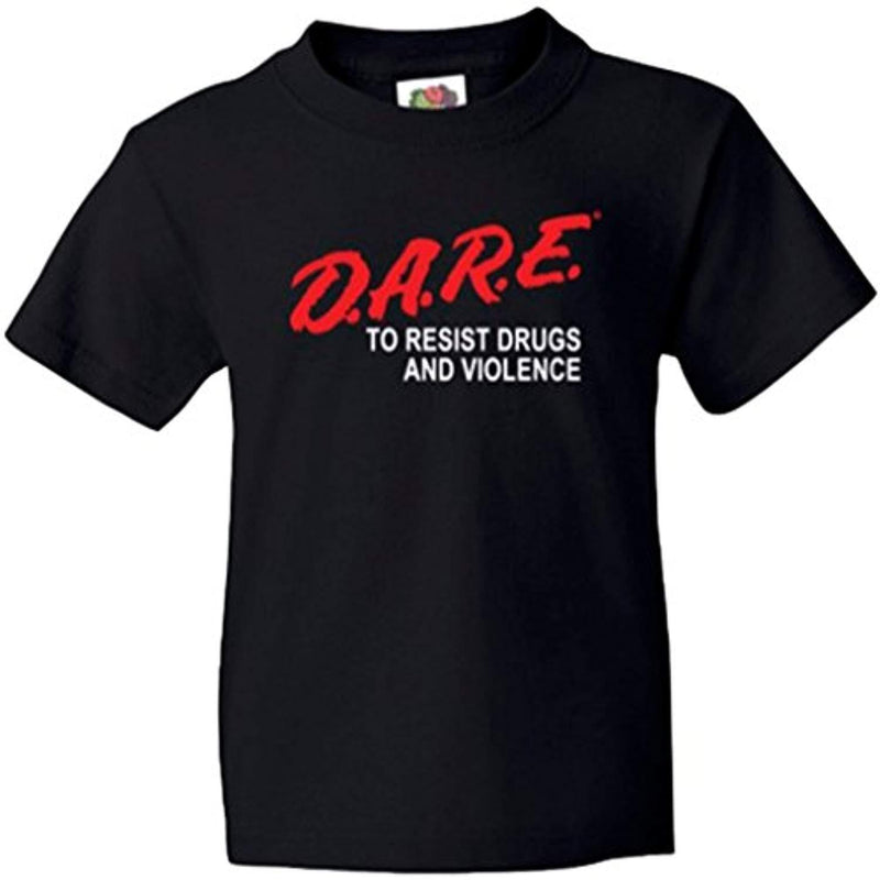D.A.R.E. Officially Licensed Dare Classic Graduation Shirt