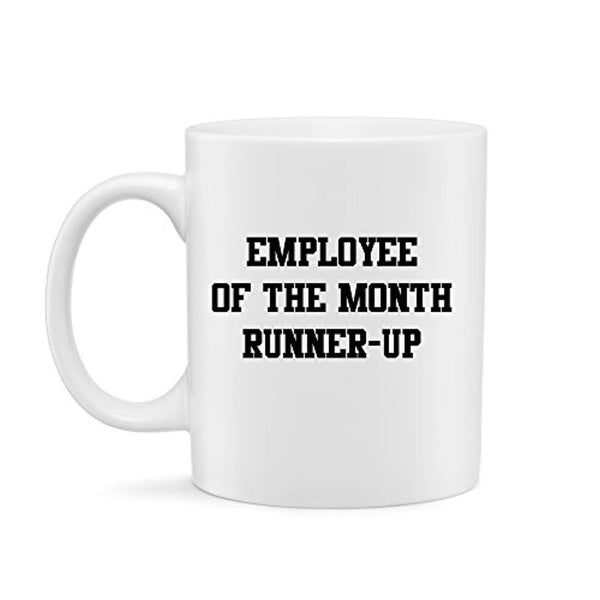 Employee of the Month Runner Up