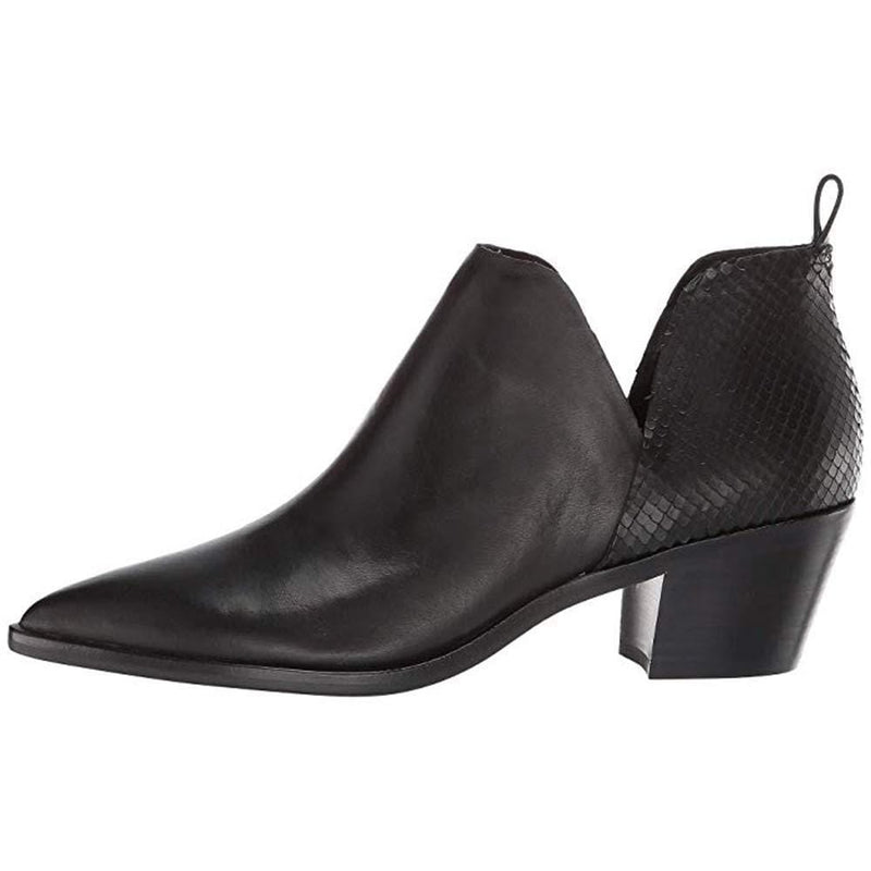 Eastern West Ankle Booties