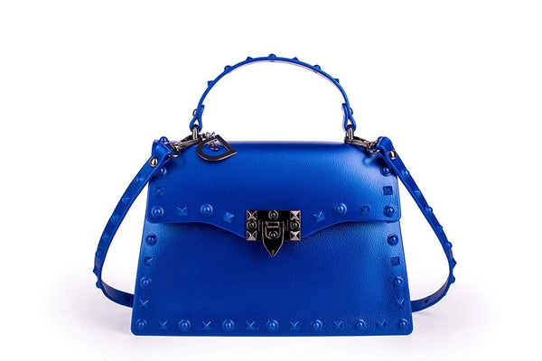 Riveting Studded Bag