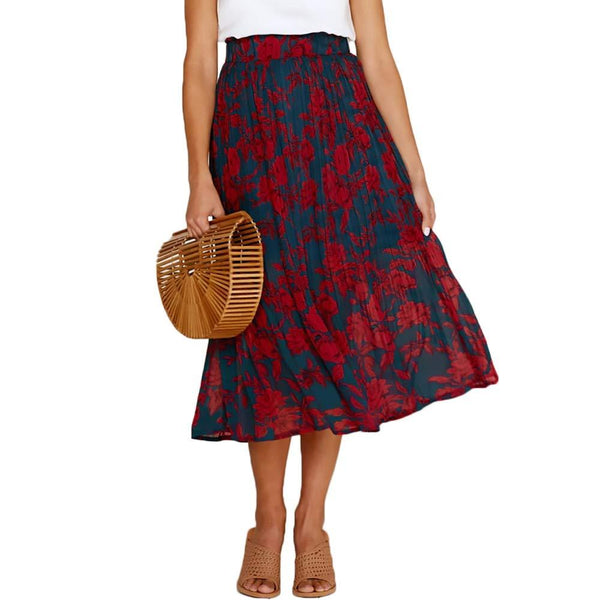 Swing Style Skirt with Pockets