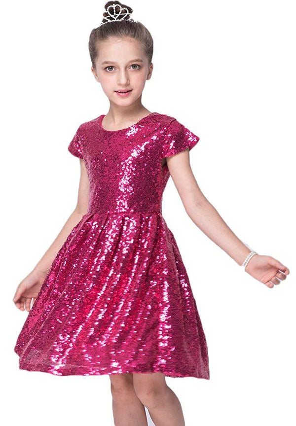 Sparkling Days Dress- Toddler Little/Big Girls