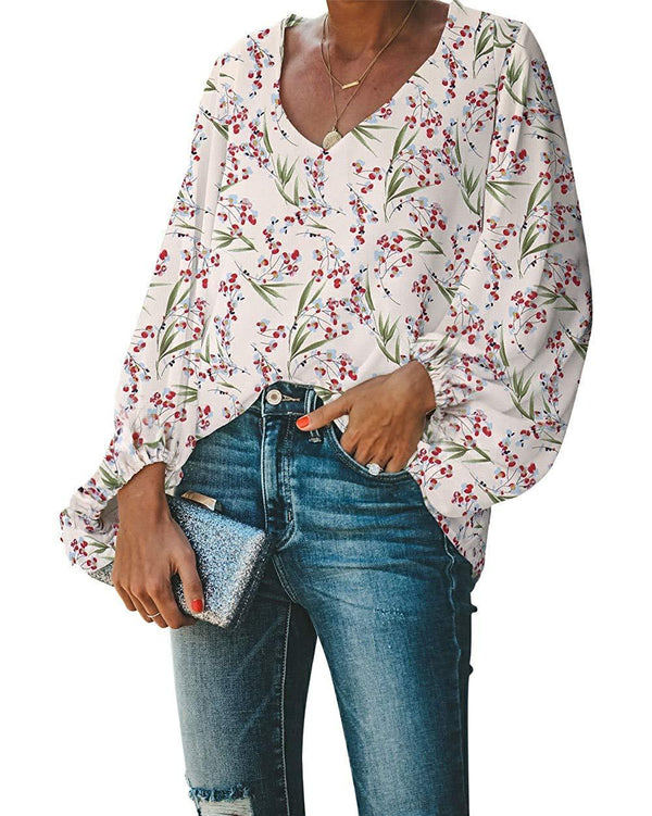 The Lowdown Blouse