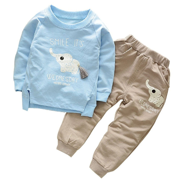 Playdate Sweatsuit - Toddler