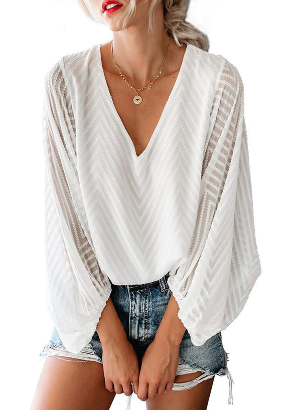 Masterpiece V Neck Top