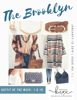 The Brooklyn Cardigan