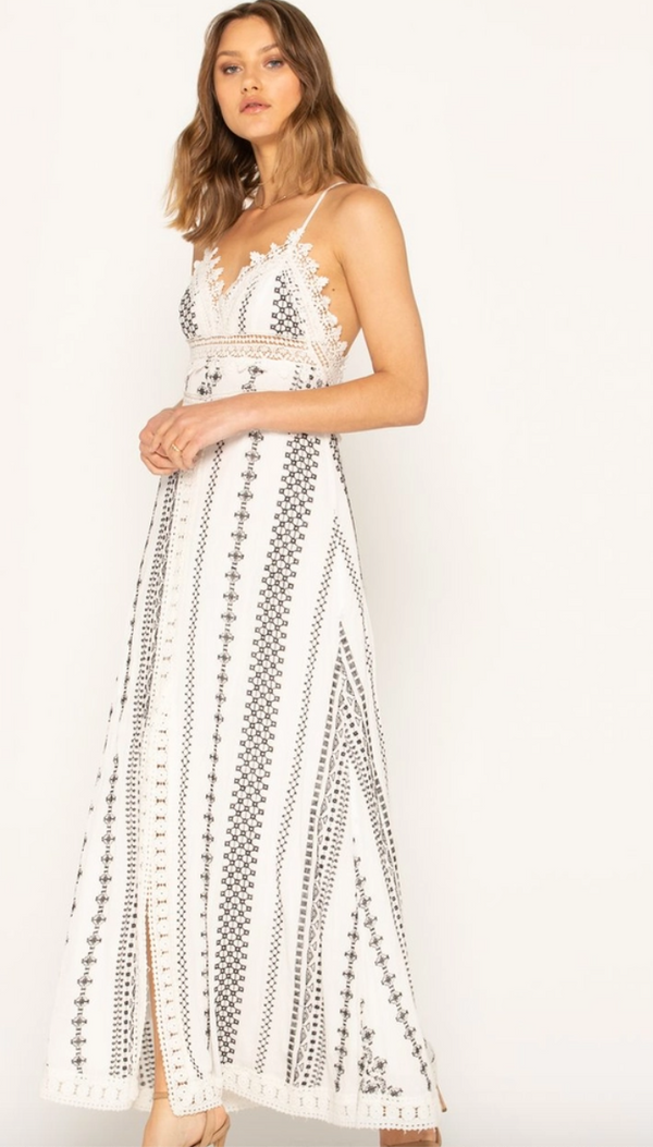 Sunny Days Maxi Dress -Preorder
