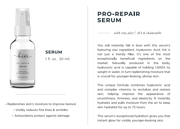Pro-Repair Serum - Holy Grail Serum!