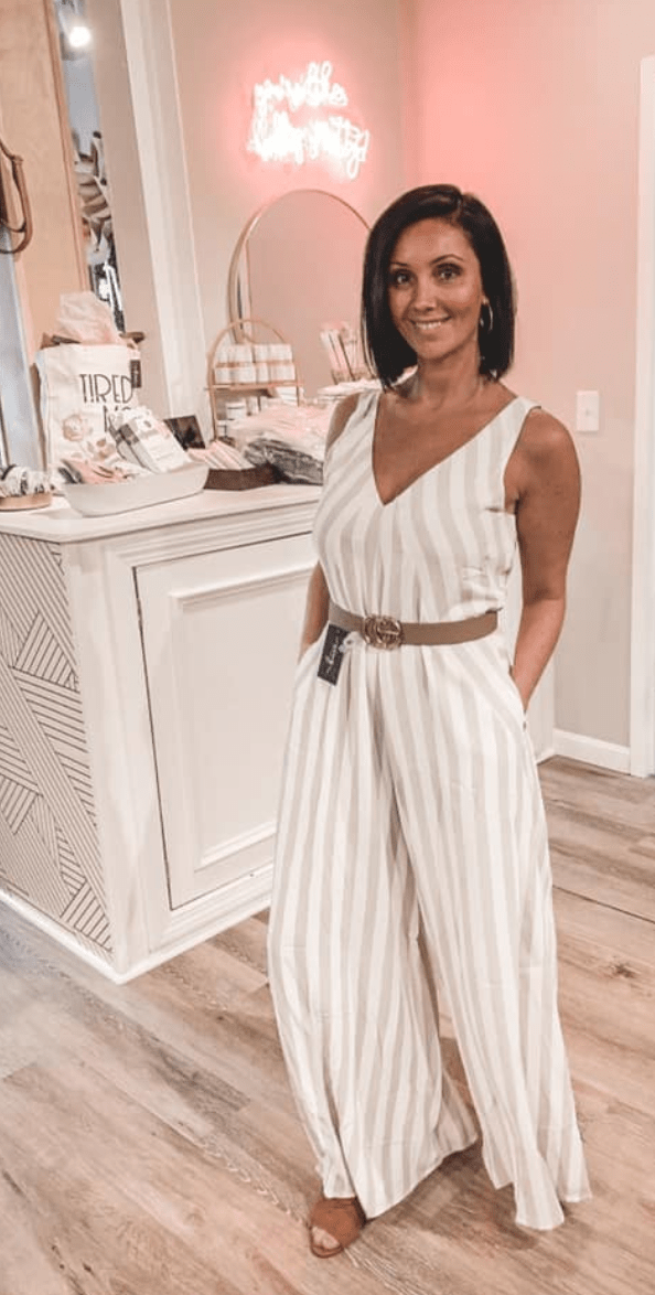 Effortless Jumpsuit - Preorder