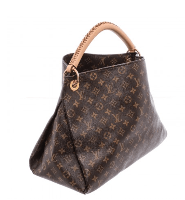 Louis Vuitton Monogram Canvas Leather Artsy MM Bag