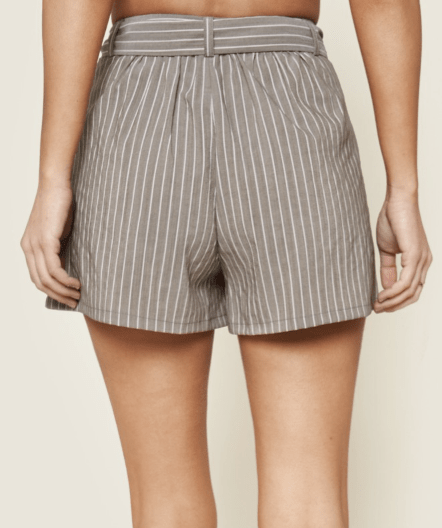 Remy Striped Shorts - Preorder
