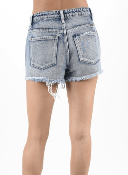 Ripped Tide Shorts - Preorder