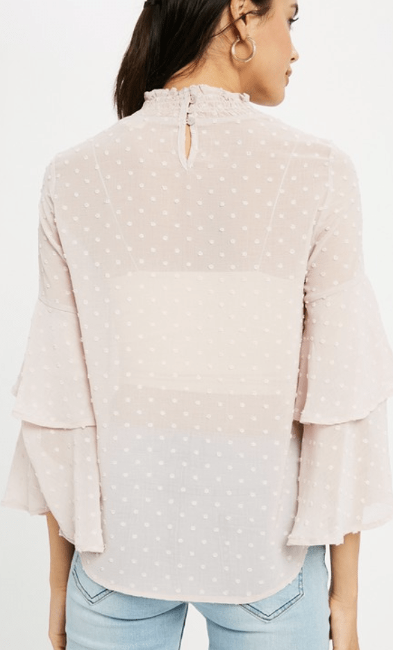 Tickled Pink Top - Preorder