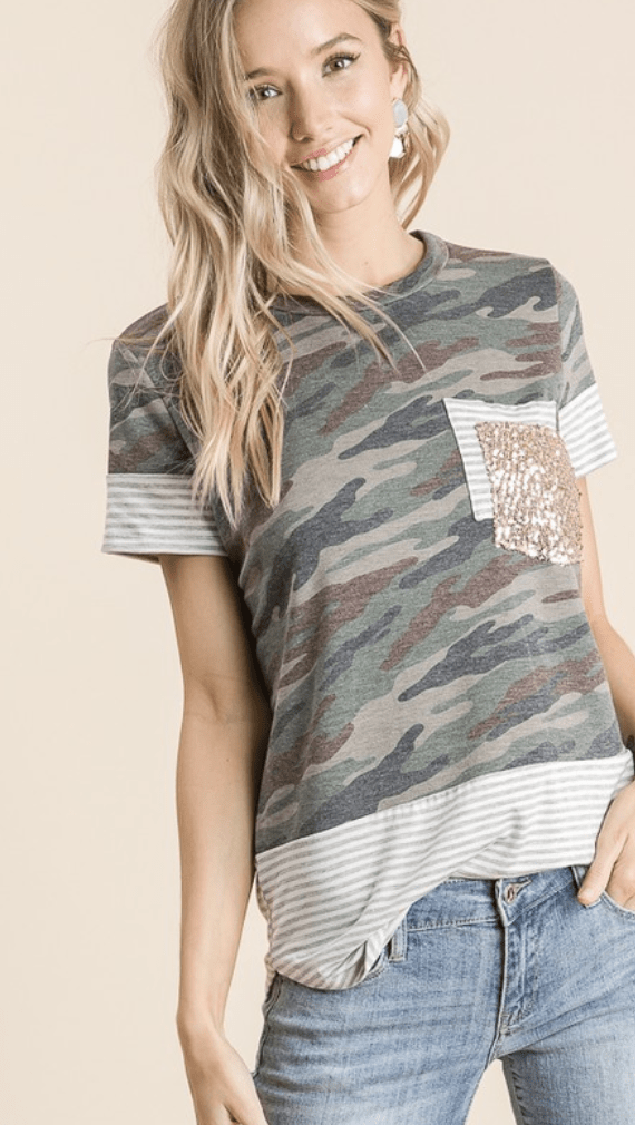 Can You Camo Tee - Preorder