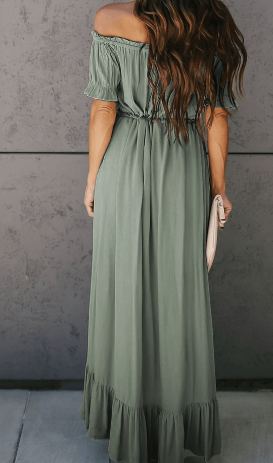 It's Mint To Be Maxi Dress - Preorder