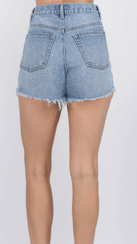 Parker High Rise Shorts - Preorder