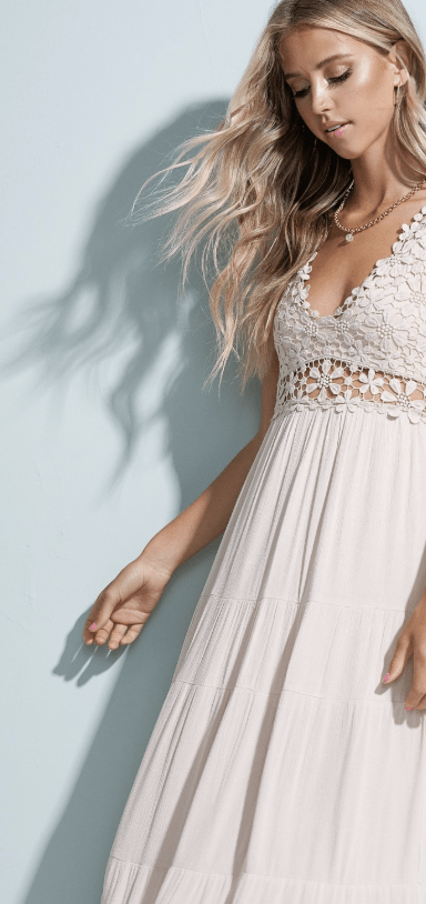 Playa Del Carmen Maxi Dress - Preorder