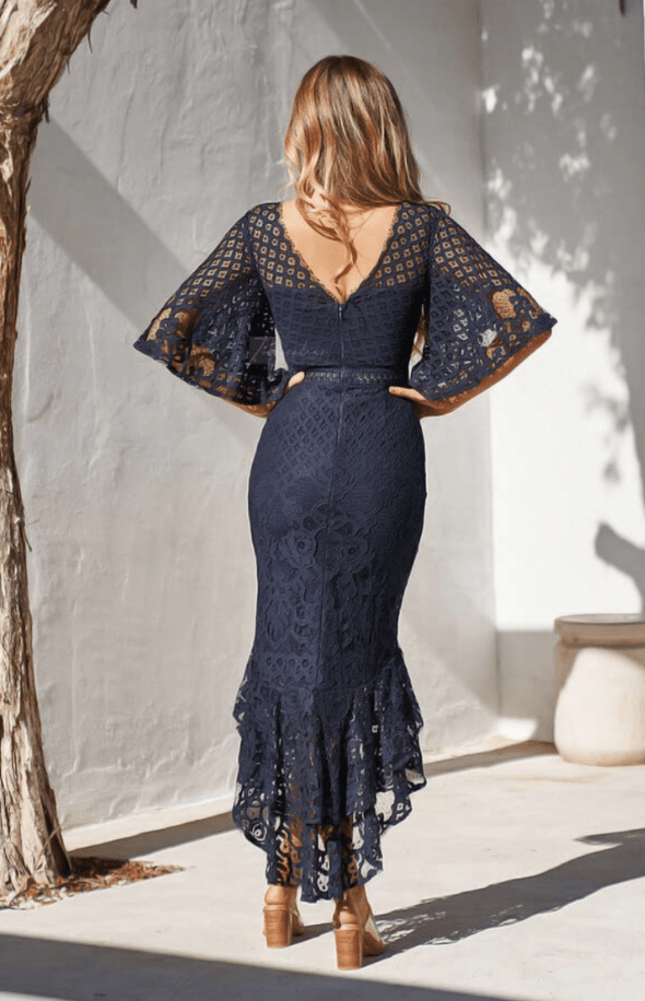 Reyna Lace Dress - Preorder