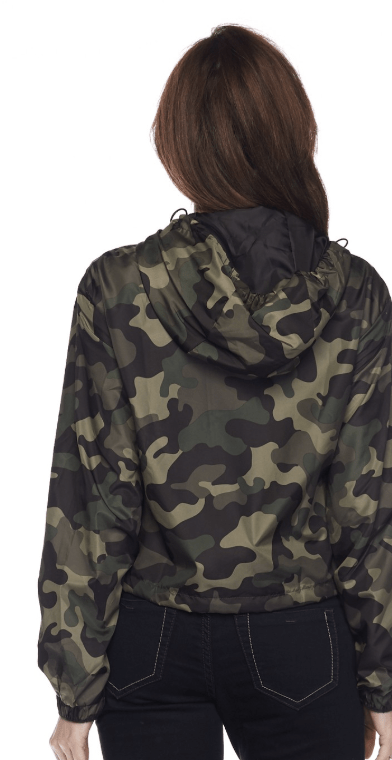 Be Extra Camo Jacket - Preorder
