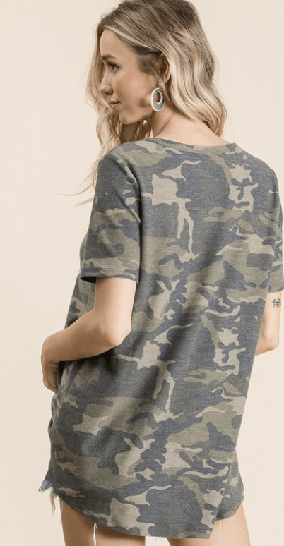 Making Moves Camo Tee - Preorder